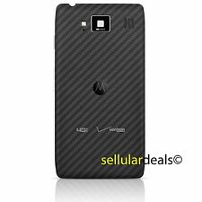 Motorola Droid Razr HD MAXX XT926 Back Housing Battery Door Cover Black