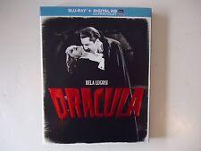 Dracula (Blu-ray Disc, 2014, Includes Digital Copy; UltraViolet) NEW w/slipcover