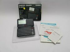 CASIO SF-4100 Digital Diary 32KB Electronic Tested & Working