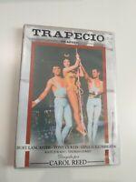 DVD  trapecio de burt lancaster , tony curtis y gina lollobrigida