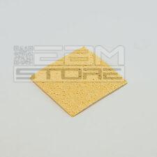 Spugna per saldatore 60x60mm - pulizia punta stilo stazione saldante - ART. DT06