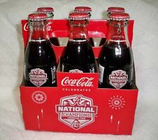 Alabama Crimson Tide 2015 National Champions Coke Coca-Cola Bottles 6 pack NEW!