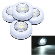 1PC COB Motion Sensor LED Night Light  Closet Bedroom Touch Control Wall Lam_ws