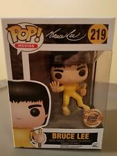 Funko Pop Bruce Lee Game of Death Figure