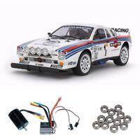 Tamiya Lancia 037 Rally 1/10 Bausatz TA-02SW WA Brushless Edition #300058654BL