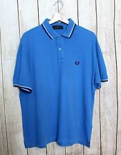 POLO UOMO - FRED PERRY - MADE IN ITALY - TG. 50 - MAN'S T-SHIRT POLOSHIRT #2201