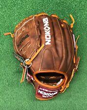 """Nokona Walnut 12"""" Utility Left Hand Throw Baseball Glove W-1200"""