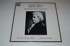 Wolfgang A. Mozart: The Four Flute Quartets~Richard Adeney~Melos Ensemble