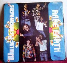 RARE EARTH Willie Remembers UNIQUE URUGUAY COVER Tamla Motown SOUL ROCK PSYCH*