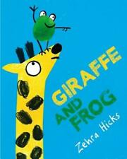 Giraffe and Frog by Zehra Hicks: New