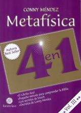 Metafisica 4 en 1 Vol III by Conny Mendez (2010, Paperback)