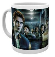 Riverdale Becher Hall Way Foto-Tasse Mug Kaffeetasse Kaffeebecher Mug