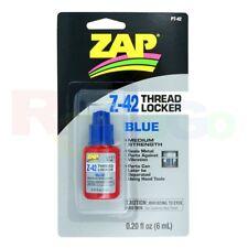 PACER ZAP Z-42 Blue Thread Locker PT-42 (6 ml) Medium Strength