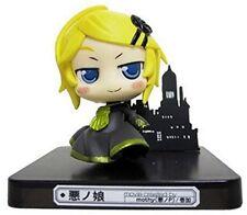 VOCALOID Vignetteum Cute Mini Figure: Rin Kagamine (Aku no Musume Ver.)