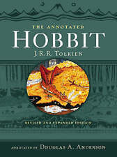 The Annotated Hobbit by J. R. R. Tolkien (Hardback, 2003)