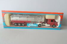 Tekno 1:50 Scania 143/450 Truck of the Year 1989 Tankzug (AE230-69R1/11)