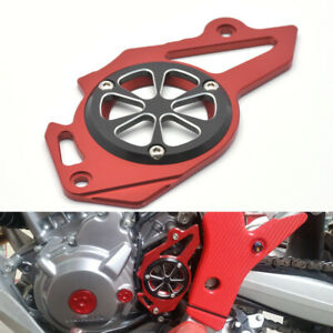 Alina-Shops For Honda CRF250L CRF250M 2012 2013 2014 2015 CRF250 L//M CNC Front Sprocket Chain Cover Guide Guard Protector