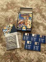 Cruise For A Corpse US Gold Game Commodore Amiga vintage Rare Big Box