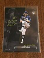 2019 Topps X Vlad Jr. Baseball #5 - Chris Paddack RC - San Diego Padres