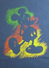 Walt Disney Mickey Mouse Vintage T Shirt XL Extra Large Graphic Tee 100% Cotton