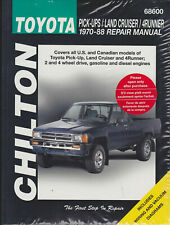 T100 SHOP MANUAL 1994 TOYOTA SERVICE REPAIR TRUCK BOOK HAYNES CHILTON PICKUP
