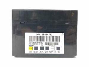 2007 2008 2009 2010 2011 2012 GMC Acadia Body Control Module Used OEM 25934762