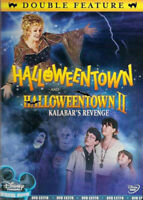 Halloweentown 1 / 2: Kalabar's Revenge DVD NEW
