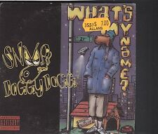 Snoop Doggy Dogg - What's My Name? CD (card sleeve type)