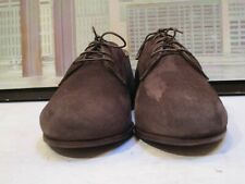 Men's Officine Creative for Barneys New York Dark Brown Suede Oxfords Size 11 D