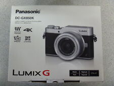 Panasonic Lumix 4K DC-GX850K (Black)