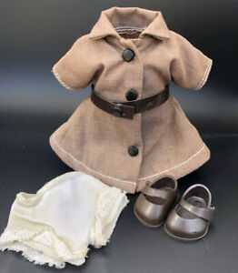 """8"""" Brownie Scout Doll Dress Outfit Terri Lee Ginger Cosmopolitan Muffie Ginny"""