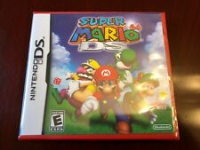 Super Mario 64 Nintendo DS Video game brand new sealed