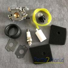 Carburetor Carb Tune Up Kit For Husqvarna 123C 123L 123LD 223L 223R 322L 325L