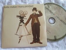 Katie Melua – Mary Pickford Label: Dramatico DRAMCDS0030 PROMO CD Single
