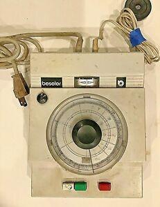 Philips/Beseler PDT-022/09 Super Automatic Darkroom Timer
