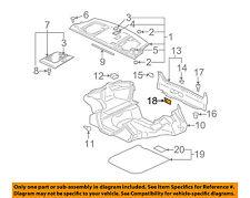 MITSUBISHI OEM 04-12 Galant Interior-Rear-Cover MR962365XA