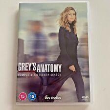 Grey's Anatomy - Complete Sixteenth Season DVD Season 16 Boxset / d1