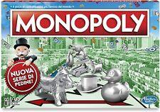 Monopoly Classico Versione Italiano C1009103 Hasbro