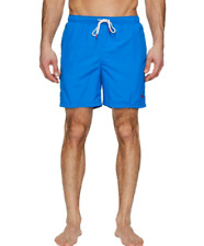 NEW TOMMY BAHAMA Naples Coastal Santorini blue swim trunks Small Medium Large XL