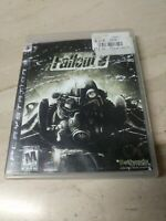Fallout 3 PlayStation 3 PS3 Bethesda