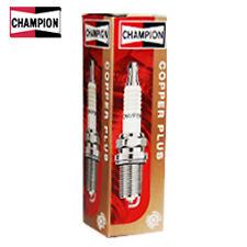 1x Champion Copper Plus Spark Plug RN9YC