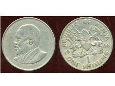 KENYA  1 shilling  1966