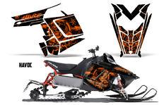 Sled Decal Wrap Polaris Pro RMK Rush Snowmobile Graphics Kit 2011-2014 HAVOC ORG