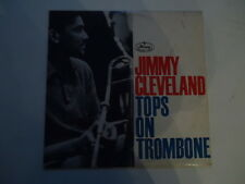 Jimmy Cleveland -  Tops On Trombone - Musterplatte - Vinyl LP - 1958