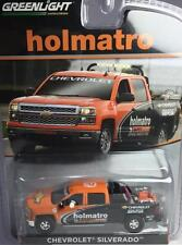 GREENLIGHT 29903 CHEVY SILVERADO HOLMATRO SAFETY TEAM w HOLMATRO EQUIPMENT 1/64