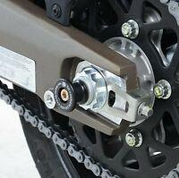 R&G Racing Rear Wheel Spindle Sliders Protectors Ducati Multistrada950 2017-2019