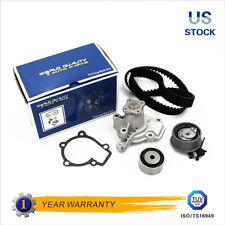 Timing Belt Kit Water Pump Tensioner Gasket Fit 97-07 Hyundai Elantra Kia 2.0L