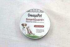 OmegaPet SmartGuard+ Flea & Tick Collar Size L NEW FREE SHIPPING