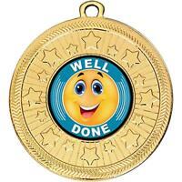 Lempereur médaille multi sport 1st 2nd 3rd gratuite gravure avec ruban MM2112