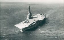 Postcard Sized Photo American Essex Class Aircraft Carrier USS Randolph